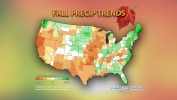Fall Precipitation Trends