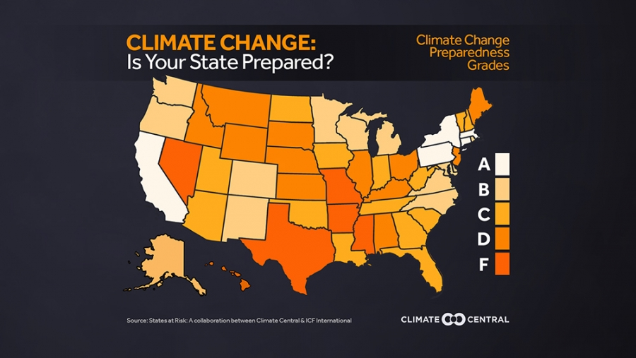 Is Your State Prepared for Climate Change?