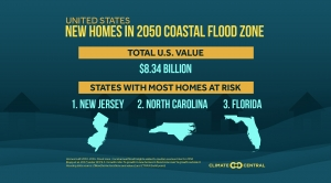 New Homes in the 2050 Coastal Flood Zone