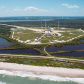 Could Kennedy Space Center launch pads be at risk as climate changes? Experts say yes