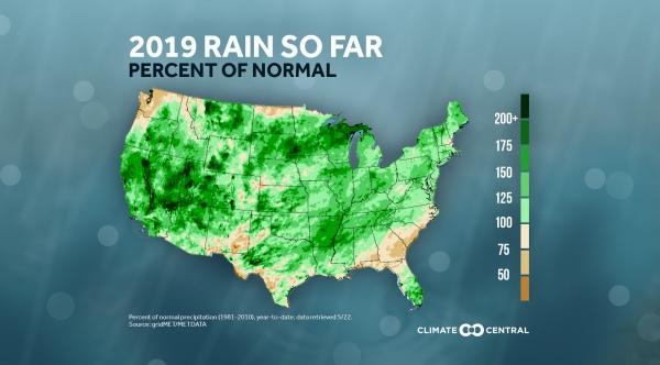 Raincheck: 2019's Deluge in Context