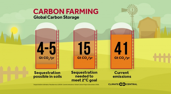Carbon Farming - Global Carbon Storage