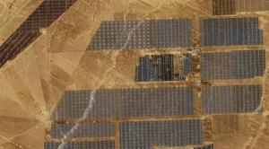 This is What 4 Million Solar Panels Look Like From Space