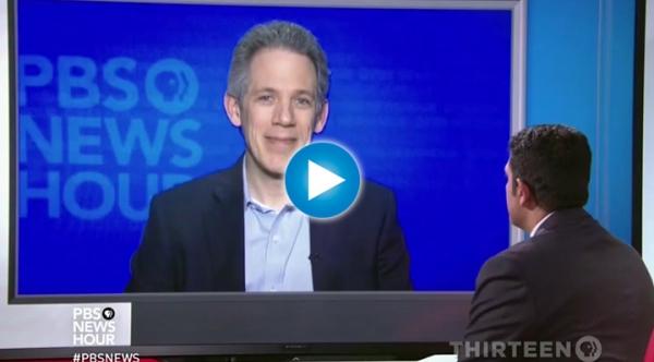 Ben Strauss on Coastal Flooding With PBS NewsHour