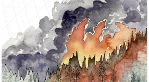 These Paintings Turn Climate Data Into Art