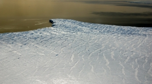Weakening Ice Shelves Raise Sea Level Rise Concerns