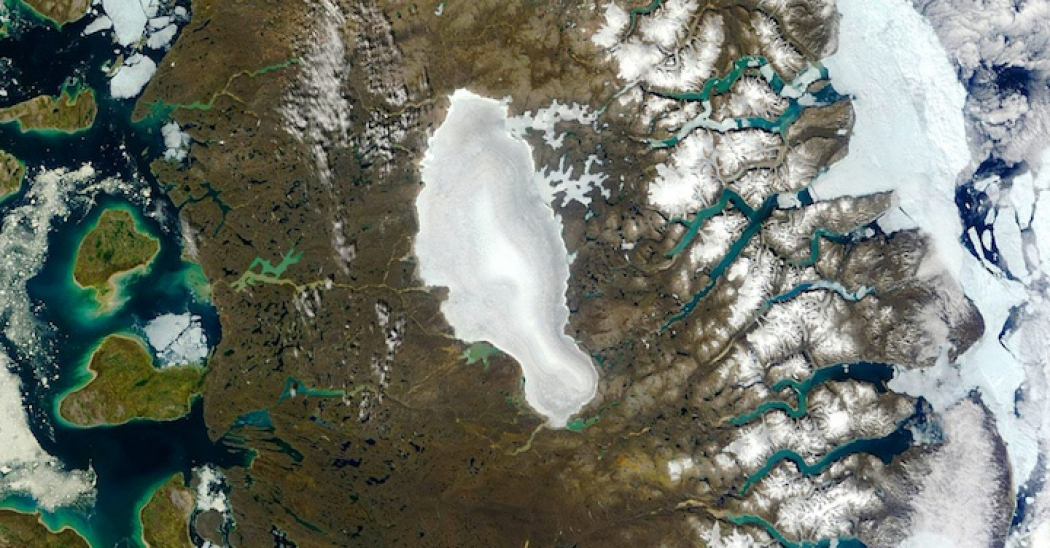 Climate Change is on Pace to Kill an Ice Age Remnant | Climate Central