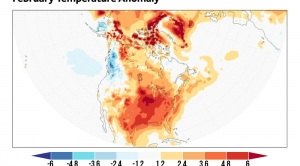 February's Warmth, Brought to You by Climate Change