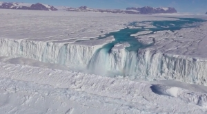 Antarctic Surface Melt More Widespread Than Thought