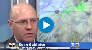 Sublette on Severe Weather, Tornadoes in a Warming World