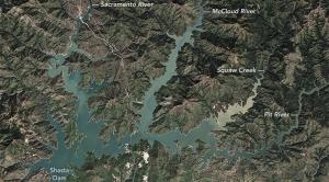 El Niño Has Helped Fill California's Biggest Reservoir