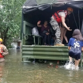 POURING IT ON: How Climate Change Intensifies Heavy Rain Events
