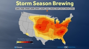 What Severe Weather Season Looks Like in 8 Seconds