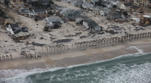 How Rising Seas Drowned the Flood Insurance Program