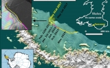 The Larsen C Iceberg Is on the Brink of Breaking Off