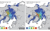 Arctic Sea Ice Keeps Scraping the Bottom of the Barrel