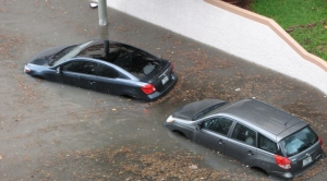 Rare Floods to Become the Norm If Emissions Aren't Cut