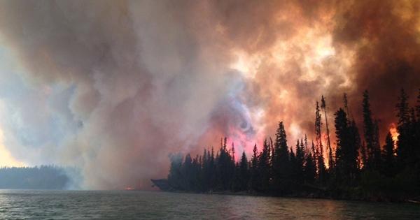 Alaska Entering New Era for Wildfires