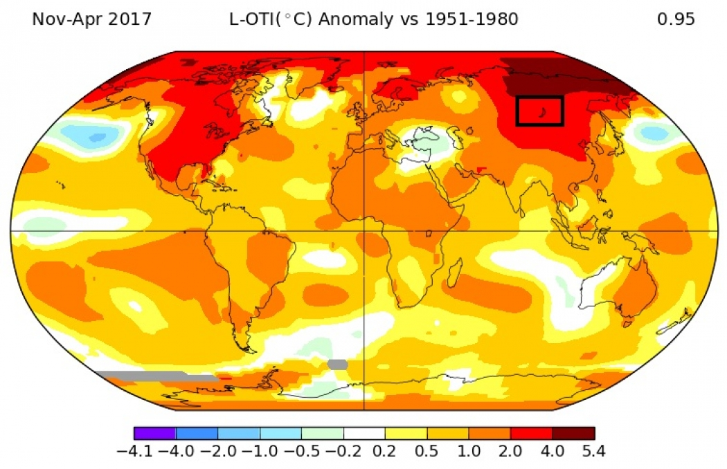 Picture of: These Nasa Images Show Siberia Burning Up Climate Central