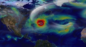 NASA's Beautiful Animation of Hurricane Sandy's Winds
