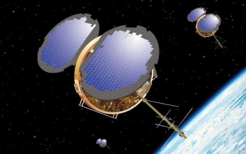The Space Race Is On for Climate, Weather Privatization