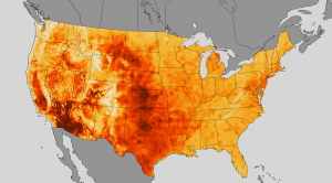 Mid-July Heat Wave Bakes U.S. From Coast to Coast