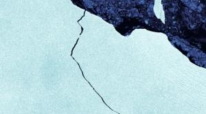 The Larsen C Iceberg Finally Broke Away. Now There's a Trillion-Ton Iceberg Adrift