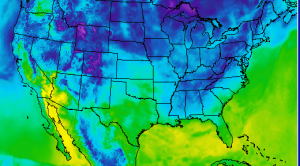 Late July Chill Helps Set Record Lows Across the East