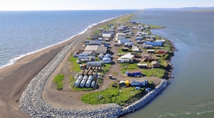 Alaska Towns At Risk from Rising Seas Sound Alarm
