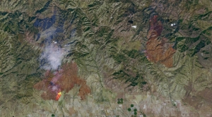 Wildfire Alert Heightened as Blazes Char Western U.S.