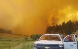 This is British Columbia's Second-Worst Wildfire Season. It's Far From Over