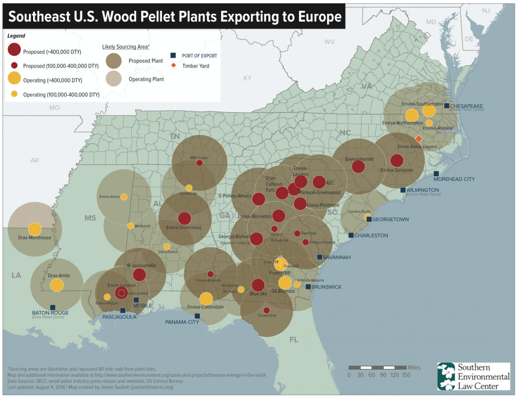 Europe Aims to Close Loophole on Wood Energy | Climate Central