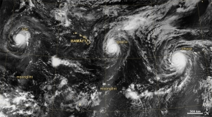 In Week of Cyclone Records, Kilo Could Break More