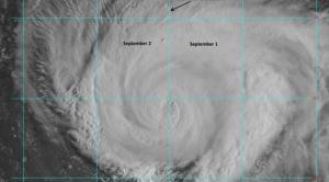Hurricane Kilo Crosses Dateline, Becomes Typhoon