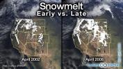 Early vs. Late Snowmelt