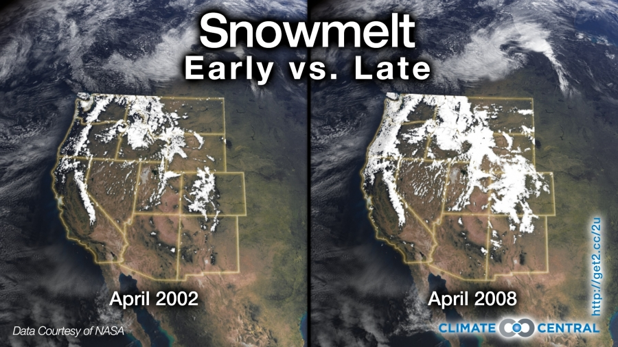 Early vs. Late Snowmelt