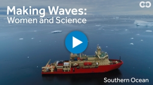Making Waves: Women in Science