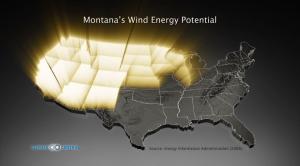 Montana's Wind Energy Potential