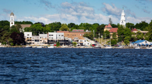 In Maine's 'City of Ships,' climate change's coastal threat is already here