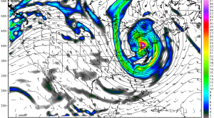 How Fujiwhara Effect Will Toss Hurricane Sandy Into U.S.