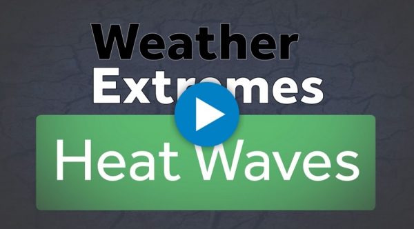 Weather Extremes: Heat Waves