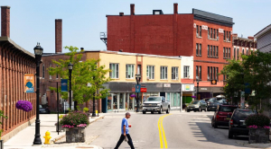 Urban heat even affects small cities. Biddeford is doing something about it