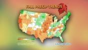 Fall Precipitation Trends