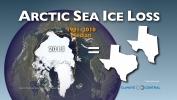 2013 Arctic Sea Ice Loss