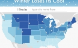 Winter Is Losing Its Cool