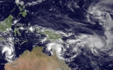 'Twin' Cyclones Could Jolt Weak El Nino