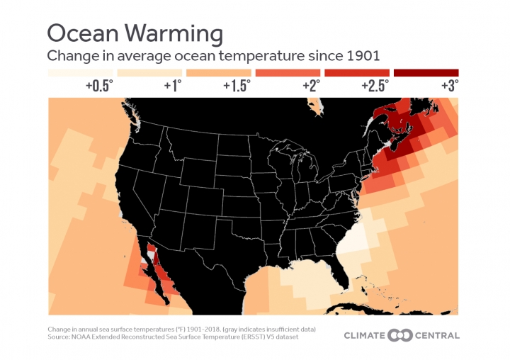 Climate Central News | MAHB