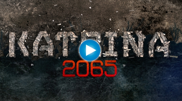 Climate Central Analysis Featured on 'Katrina 2065'