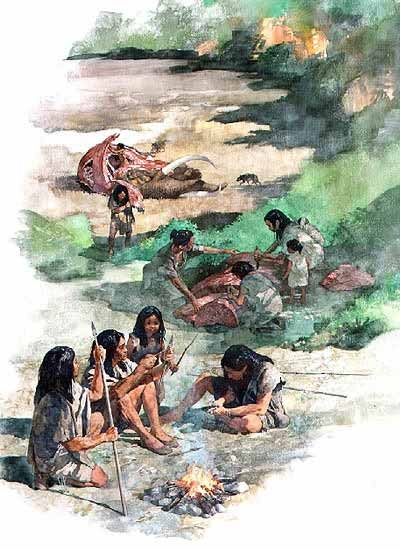 Were Ancient Humans More Resilient To Climate Change Than
