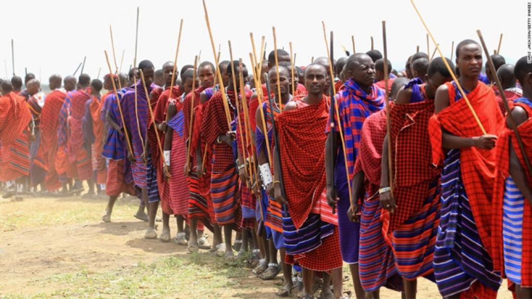 Tanzania's Maasai Facing Impacts of Climate Change   Climate